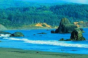 Off the Beaten Path - Olympic Park tours :: Enjoy a 6-day, 5-night adventure in and around Olympic National Park, hiking along rivers and rainforests, along the Coast shoreline, and below towering peaks. Gorgeous views.