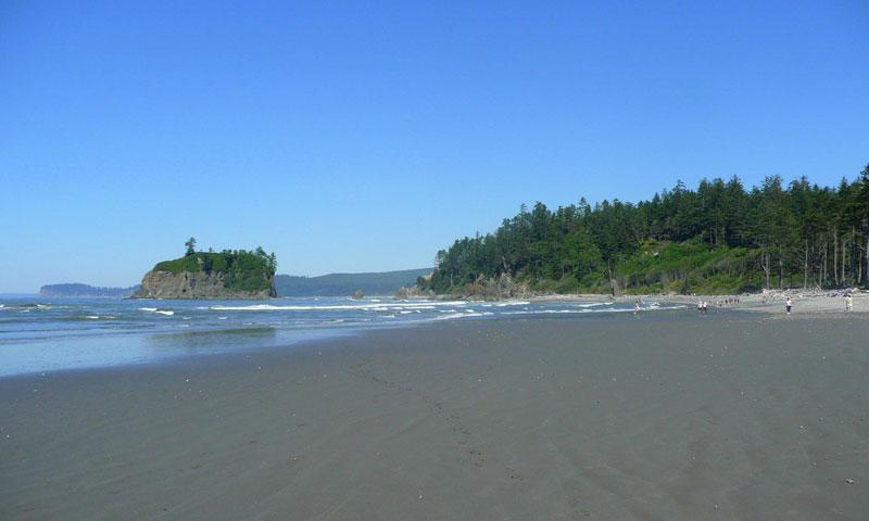 All Seasons Rv >> Ruby Beach, Washington - AllTrips