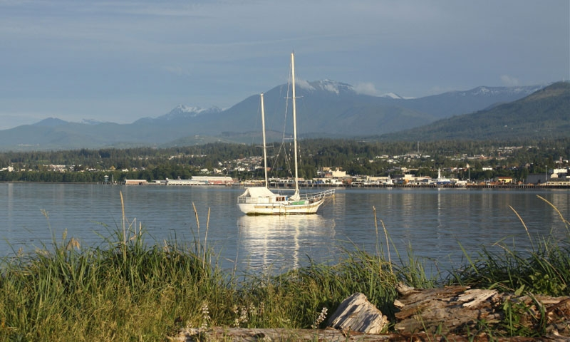 Port Angeles Harbor