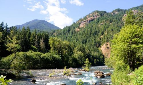 Elwha Bed And Breakfast Inns