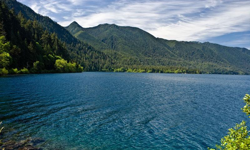 Lake Crescent Olympic Peninsula