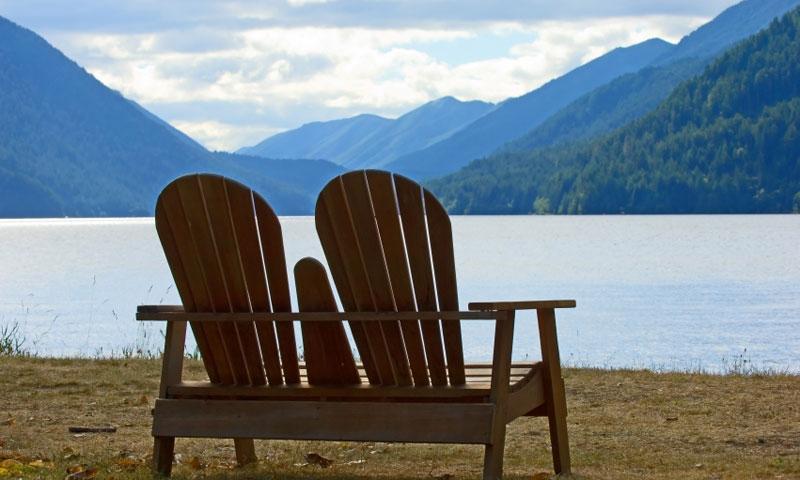 Lake Crescent Lodge Olympic Peninsula
