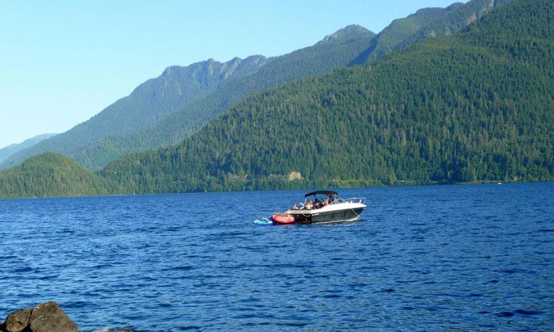 Boating Lake Crescent