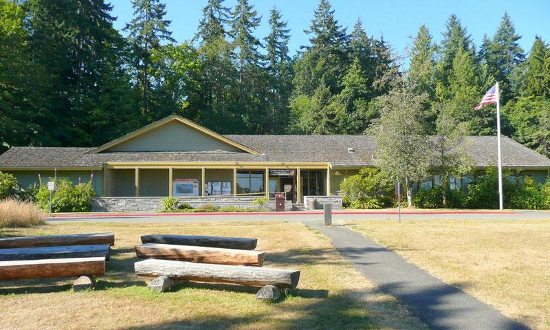 Olympic National Park Visitor Center