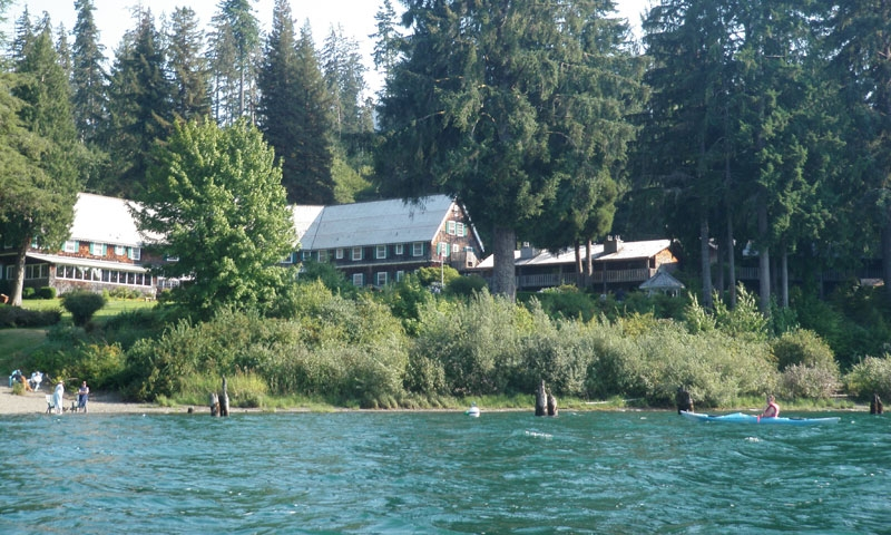Lake Quinault Lodge Olympic National Park