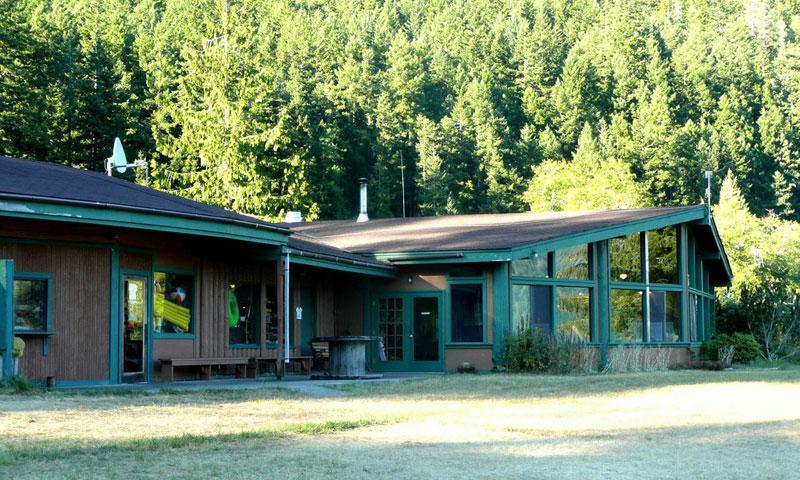 Log Cabin Resort on Lake Crescent