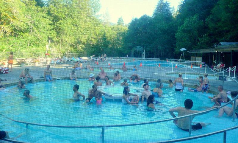 Sol Duc Hot Springs Resort Olympic National Park Alltrips