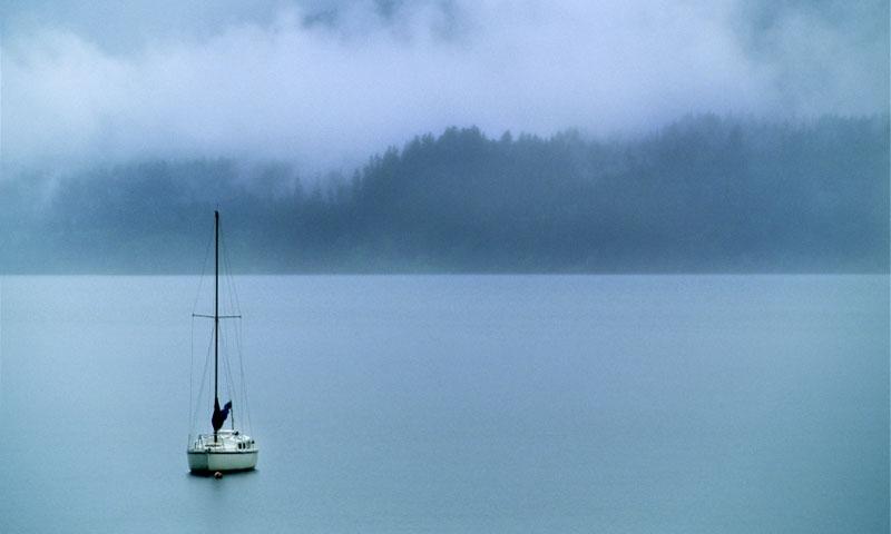 Lake Quinault Boating Sailing