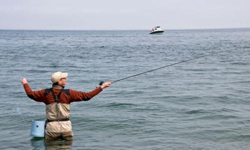 San juan islands washington fishing charters for Puget sound fly fishing
